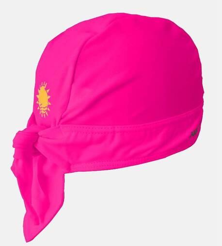 Czepek Nammu do pływania UV Różowy (1)