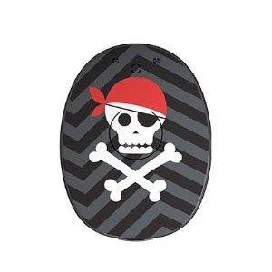 Oryginalna osłonka na procesor MED-EL Rondo 2 - flaga piratów (1)