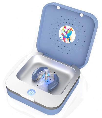Osuszacz dziecięcy Dry-Care UV niebieski (1)