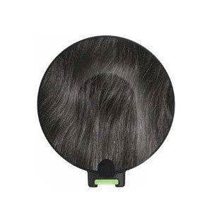 Oryginalna osłonka serii Design Covers na cewkę DL włosy - kruczoczarny (1)
