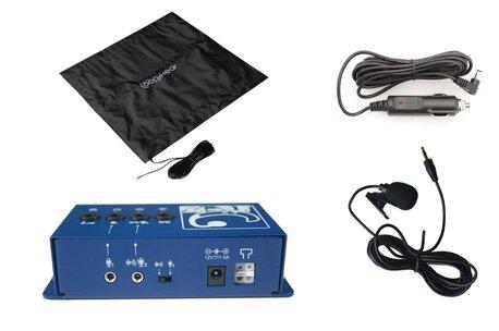 Stacja / pętla indukcyjna dla niedosłyszących Geemarc LoopHEAR LH160 - zestaw do pojazdu (1)
