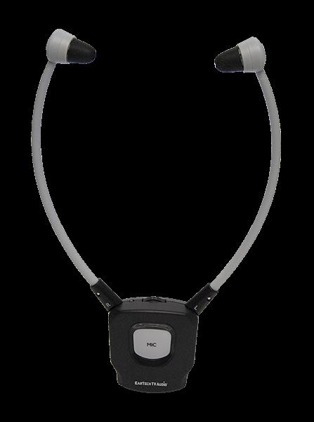 Ear Technology - dodatkowy zestaw słuchawkowy do wzmacniacza TV (1)