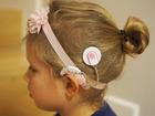EasyFlex GIRL do aparatów słuchowych i/lub procesorów mowy niebieski M (9)