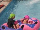 Czepek Nammu do pływania UV Różowy (5)