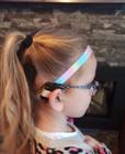 Opaska EasyFlex do apratów słuchowych i/lub procesorów mowy - tęcza S (4)